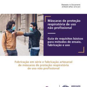ABNT PR 1002 - Prática Recomendada - Máscaras de proteção respiratória de uso não profissional