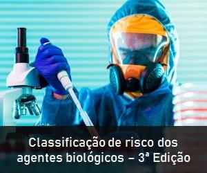 PDF – Classificação de risco dos agentes biológicos – 3ª Edição