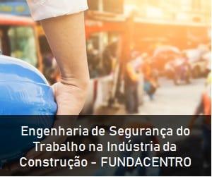 Engenharia de Segurança do Trabalho na Indústria da Construção - PDF - FUNDACENTRO