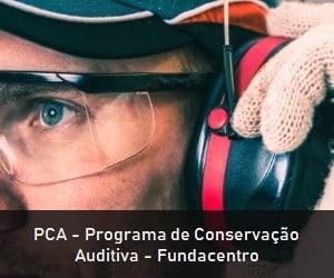 PDF - PCA – Programa de Conservação Auditiva