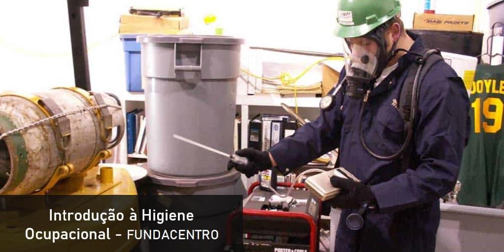 Introdução à Higiene Ocupacional - PDF - FUNDACENTRO