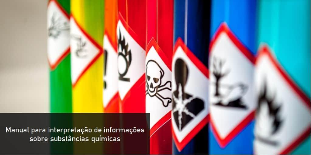 PDF - Manual para interpretação de informações sobre substâncias químicas