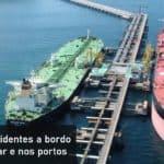 PDF - Prevenção de acidentes a bordo de navios no mar e nos portos