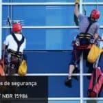 PDF - Manual de cordas de segurança – Padrão ABNT NBR 15986