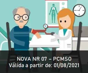 NR 07 - PCMSO - AGOSTO 2021