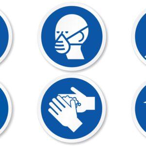 Arquivos PNG de Segurança do Trabalho - Pacote 01