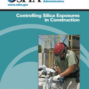Controlling Silica Exposures in Construction - OSHA