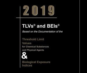 Threshold Limit Values – TLV and Biological Exposure Indices – BEI – 2019 – ACGIH