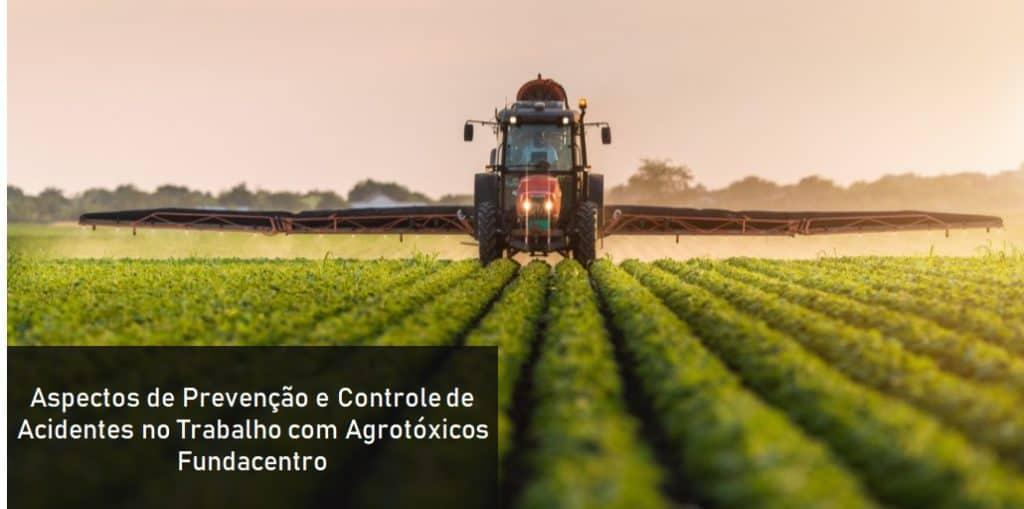 PDF - Aspectos de Prevenção e Controle de Acidentes no Trabalho com Agrotóxicos