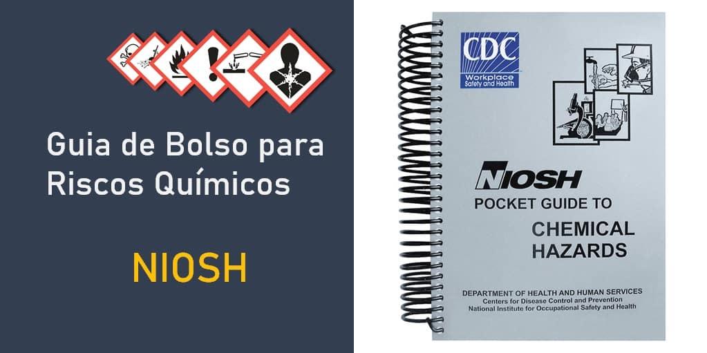 PDF - Guia de Bolso para Riscos Químicos - NIOSH