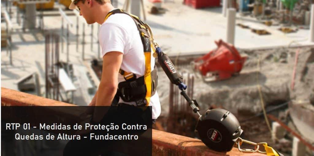 RTP 01 - Medidas de Proteção Contra Quedas de Altura - PDF