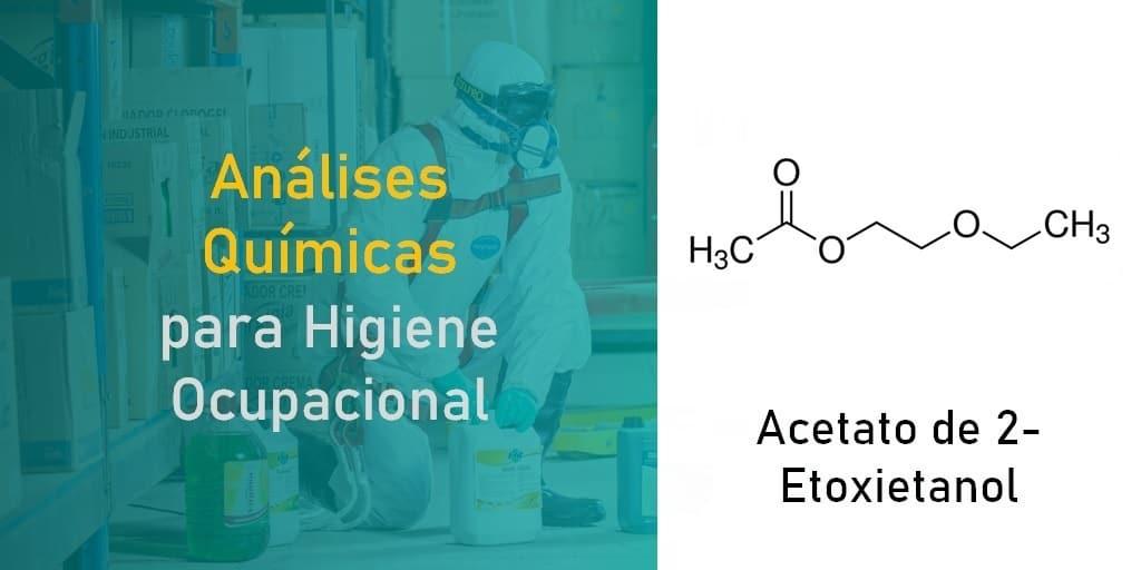 Acetato de 2-Etoxietanol