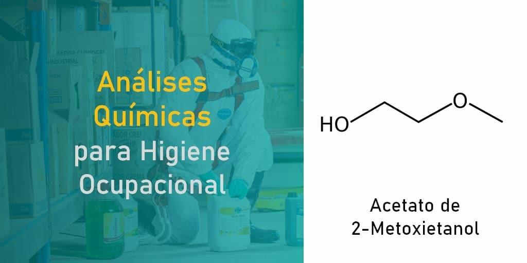 Acetato de 2-Metoxietanol