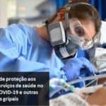 Recomendações de Proteção aos Trabalhadores dos Serviços de Saúde