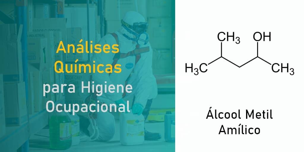 Álcool Metil Amílico