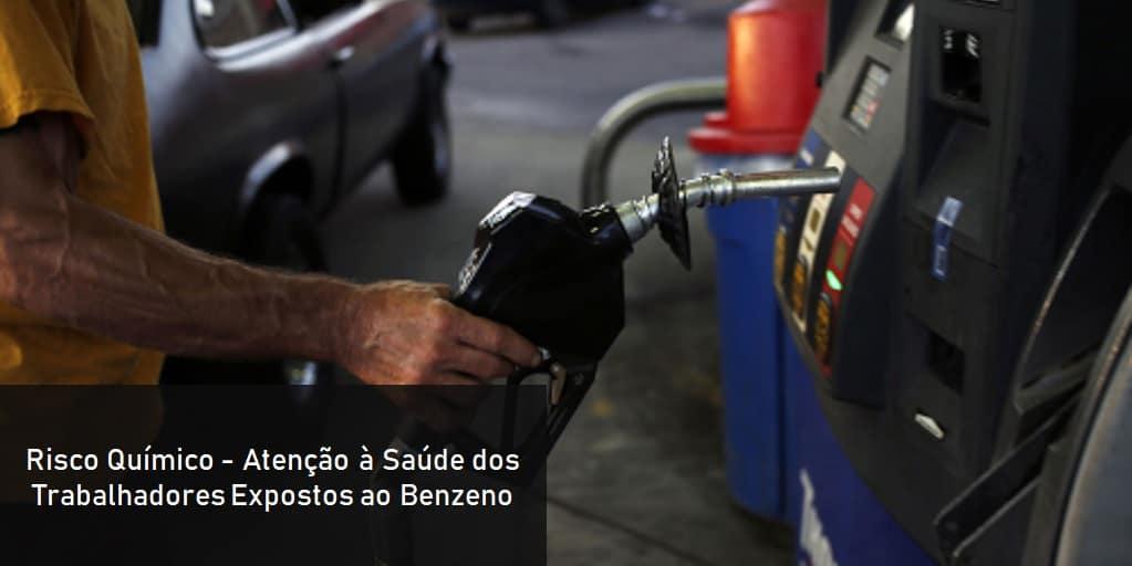 Atenção à Saúde dos Trabalhadores Expostos ao Benzeno
